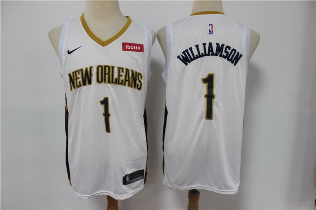 New Orleans Pelicans Jerseys 03