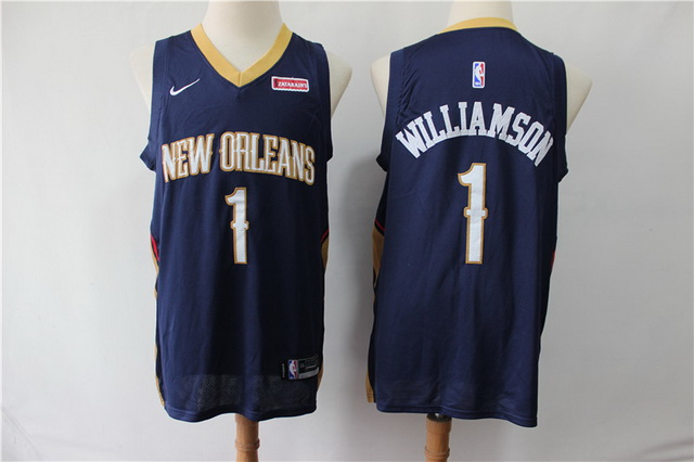 New Orleans Pelicans Jerseys 06
