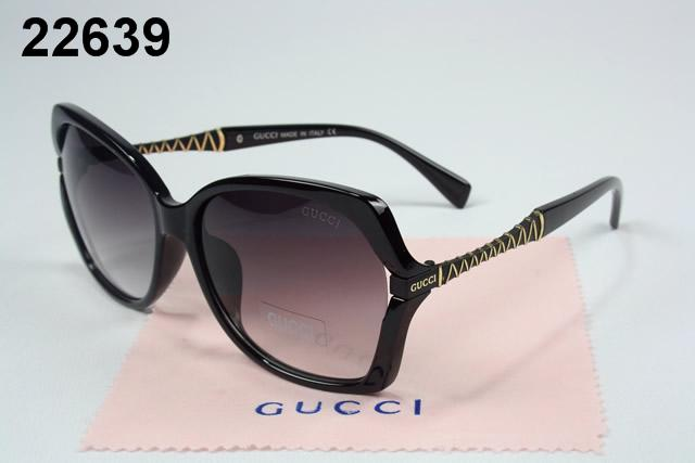GUCCl Boutique Sunglasses 011